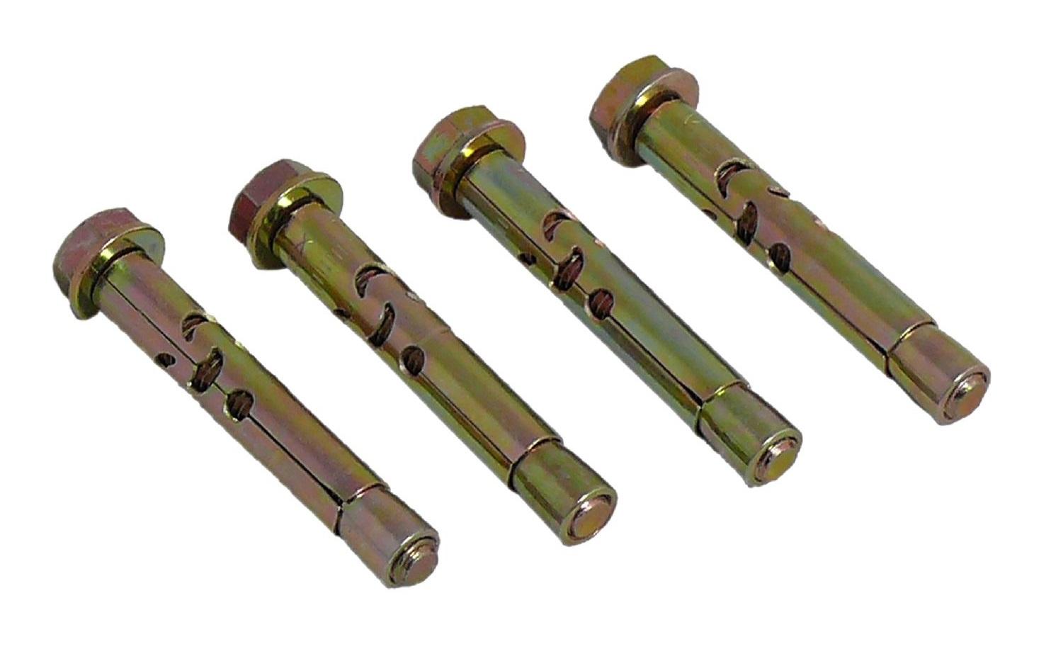 1 Stk SAT Schwerlastanker-Set, Bohr-DM 10mm,Dübellänge 70mm, 4 Stk HSZUMS01--
