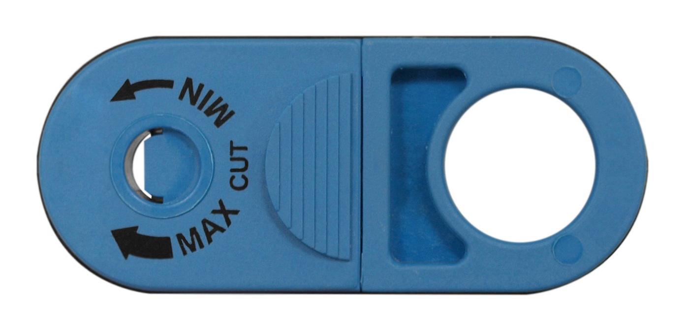 1 Stk Abisolierwerkzeug für Mantel von Installationskabeln HTOOL00004