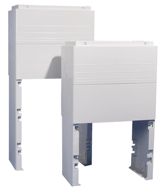 1 Stk Kunststoffsockel Gr. 00X RAL7035 IG008211--