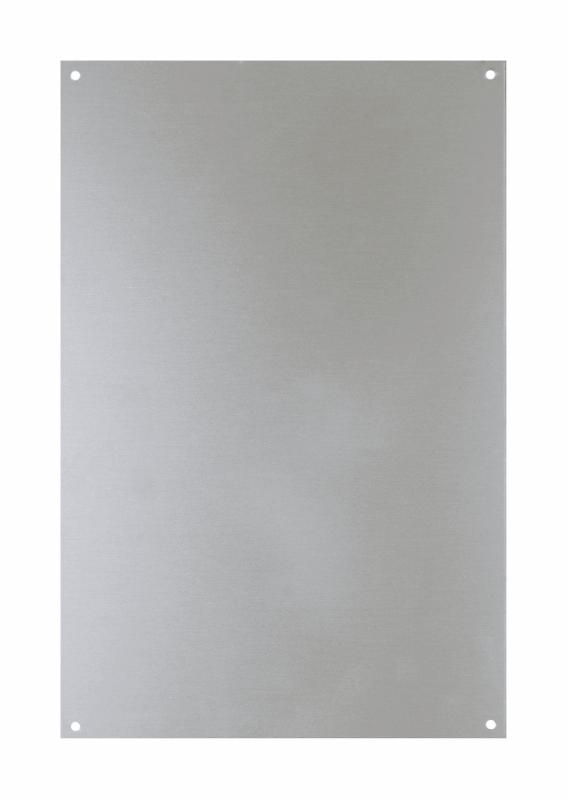 1 Stk Alu-Frontplatte Größe 2 IG705011--