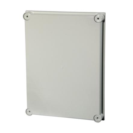1 Stk Polycarb. Deckel, grau f. IG706111, 200x300x40mm,halogenfrei IG706116--