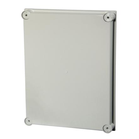 1 Stk Polycarb. Deckel, grau f. IG706113, 400x300x40mm,halogenfrei IG706118--