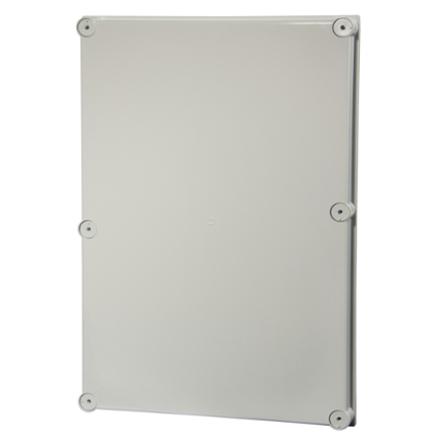 1 Stk Polycarb. Deckel, grau f. IG706114, 600x400x40mm,halogenfrei IG706119--