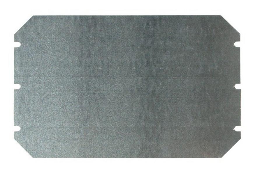 1 Stk Montageplatte zu IG706111-- 170x270x2 mm IG706121--