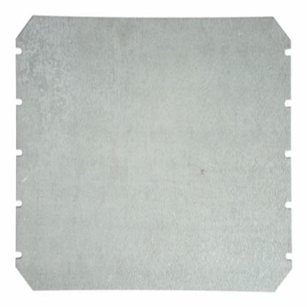 1 Stk Montageplatte zu IG706112-- 270x270x2 mm IG706122--