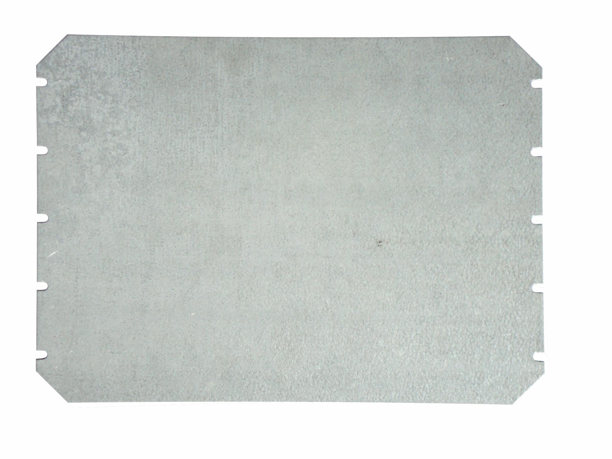 1 Stk Montageplatte 370x270x2mm passend zu IG706113-- IG706123--