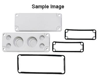 1 Stk Flanschset Größe II - 4xPG21, 6xPG16 IG712208--