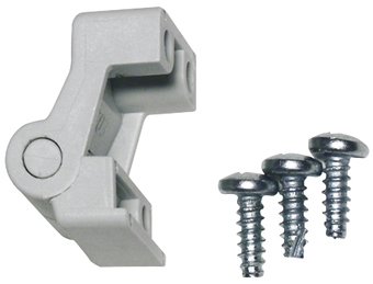 1 Stk Scharniersatz Polycarbonat IG713001--