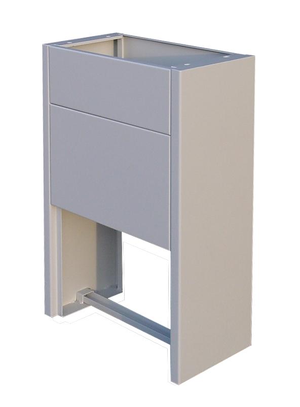 1 Stk Eingrabsockel Aluminium Größe S3 IG714810--