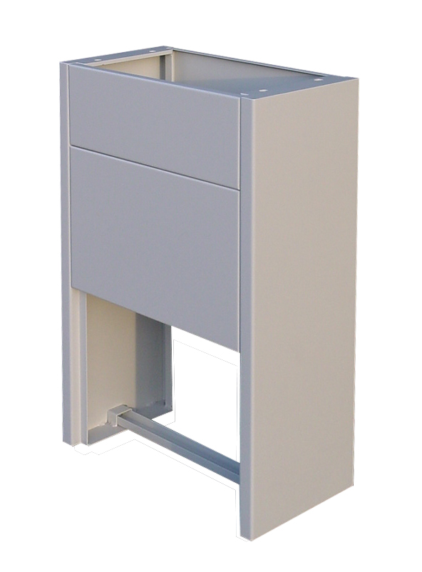 1 Stk Eingrabsockel Aluminium  Größe S4 IG714811--