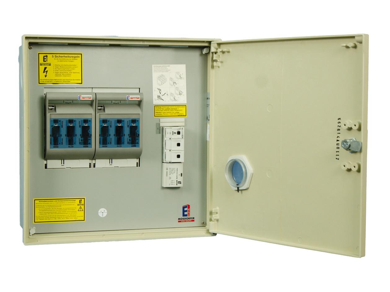 1 Stk HASK 451, 2xNH-Tr. Gr.00 160A, Überspa.Abl. B/C, 3-polig + N IG724257N-