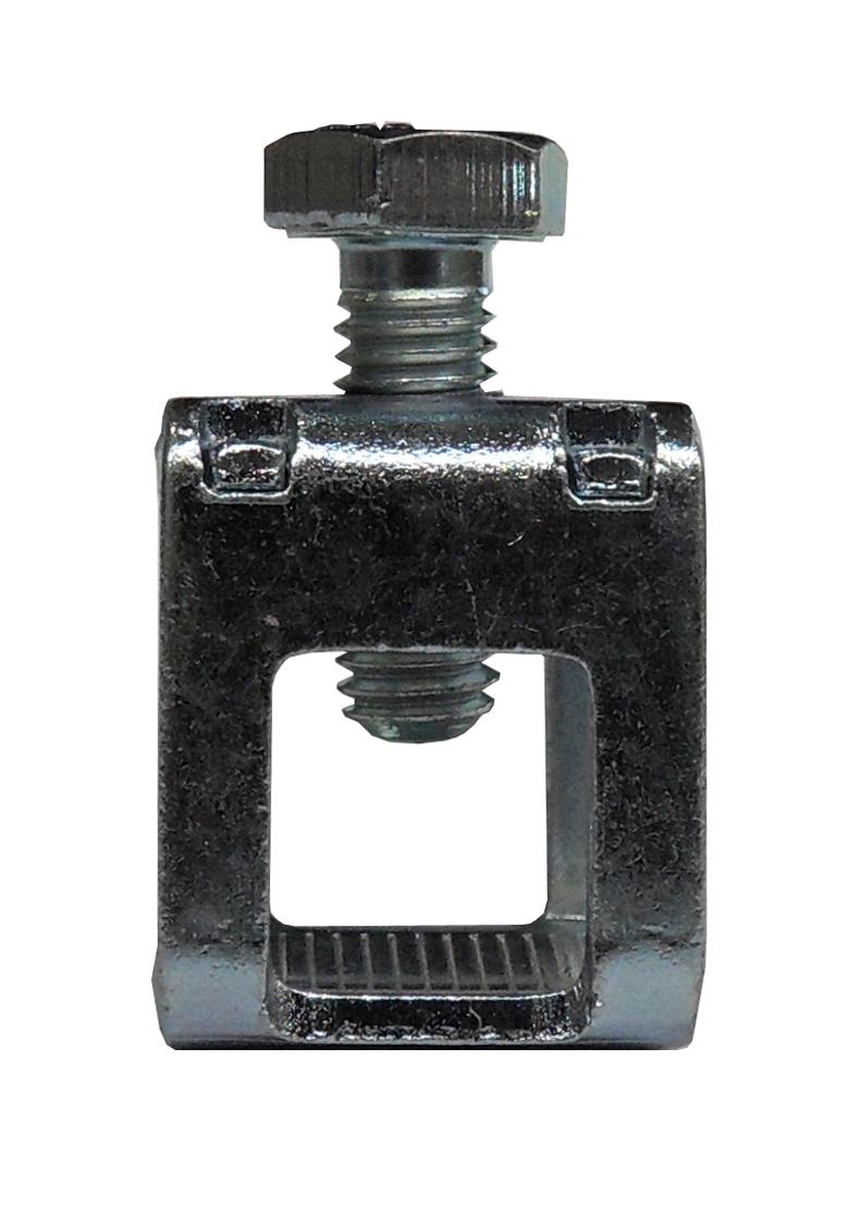 1 Stk Zugbügel BK10 BU für Kupferschiene IK021139--
