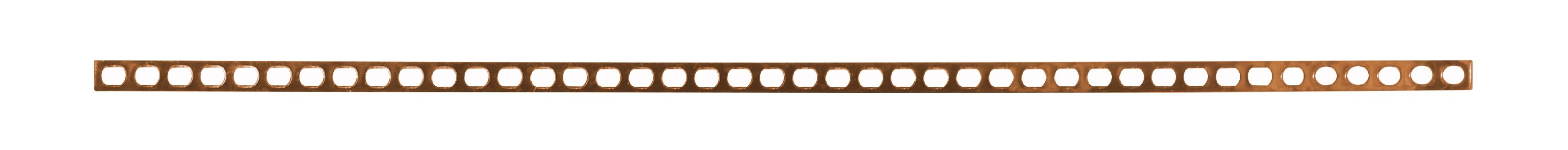 1 Stk Parallelstegbrücke für Klemme DAS 4mm² IK100458--