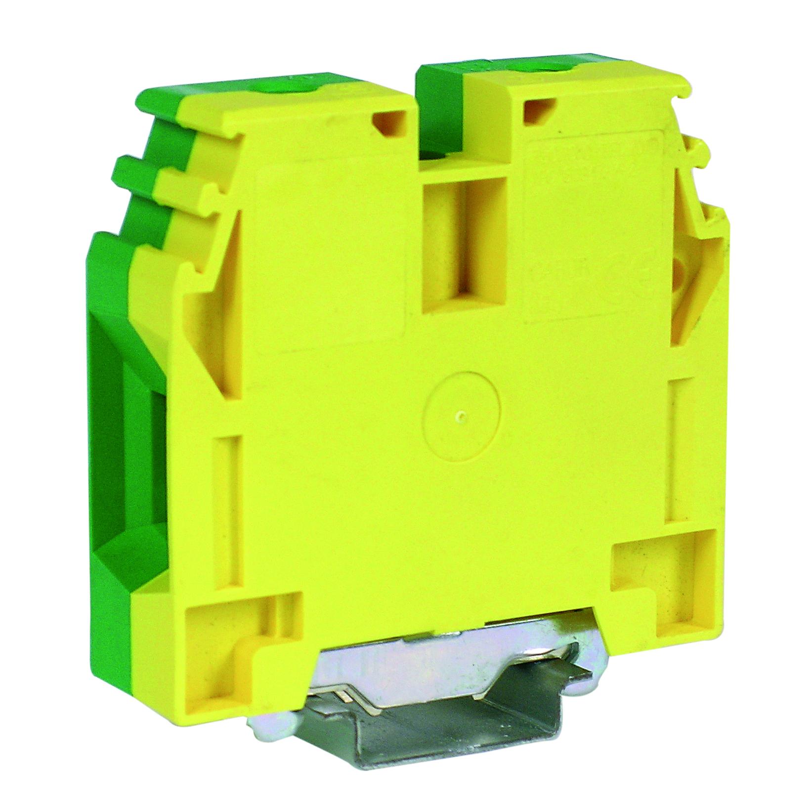 1 Stk Erdungsklemme TEC.70 grün-gelb, 70mm² IK122070--