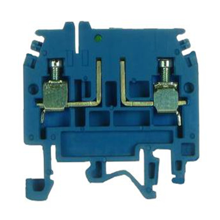 1 Stk Trennklemme 4mm², Type MPS.4, blau IK131004-A