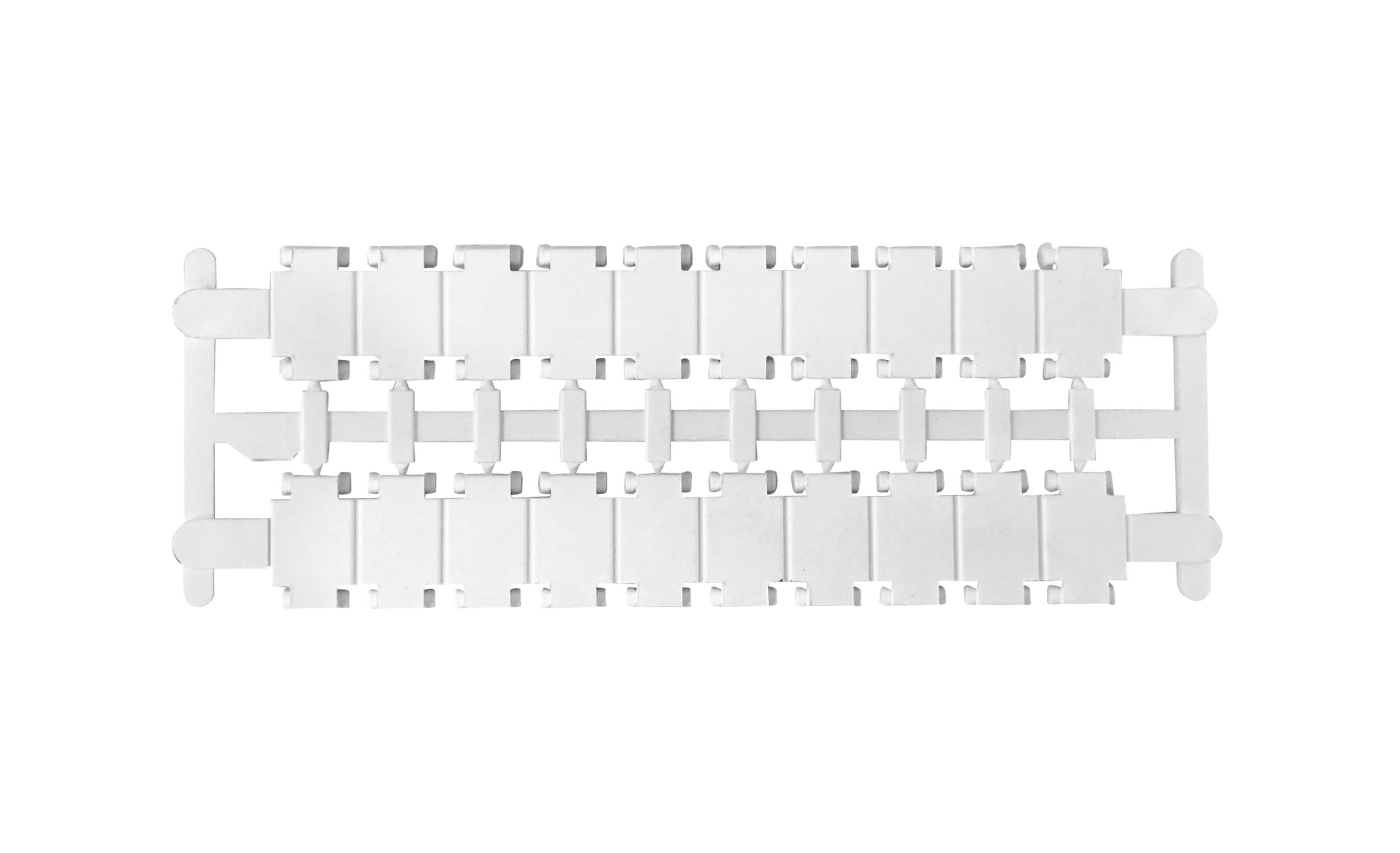 1 Stk Nummerierungsstreifen leer für HMM2 (10 Schilder) IK297200--