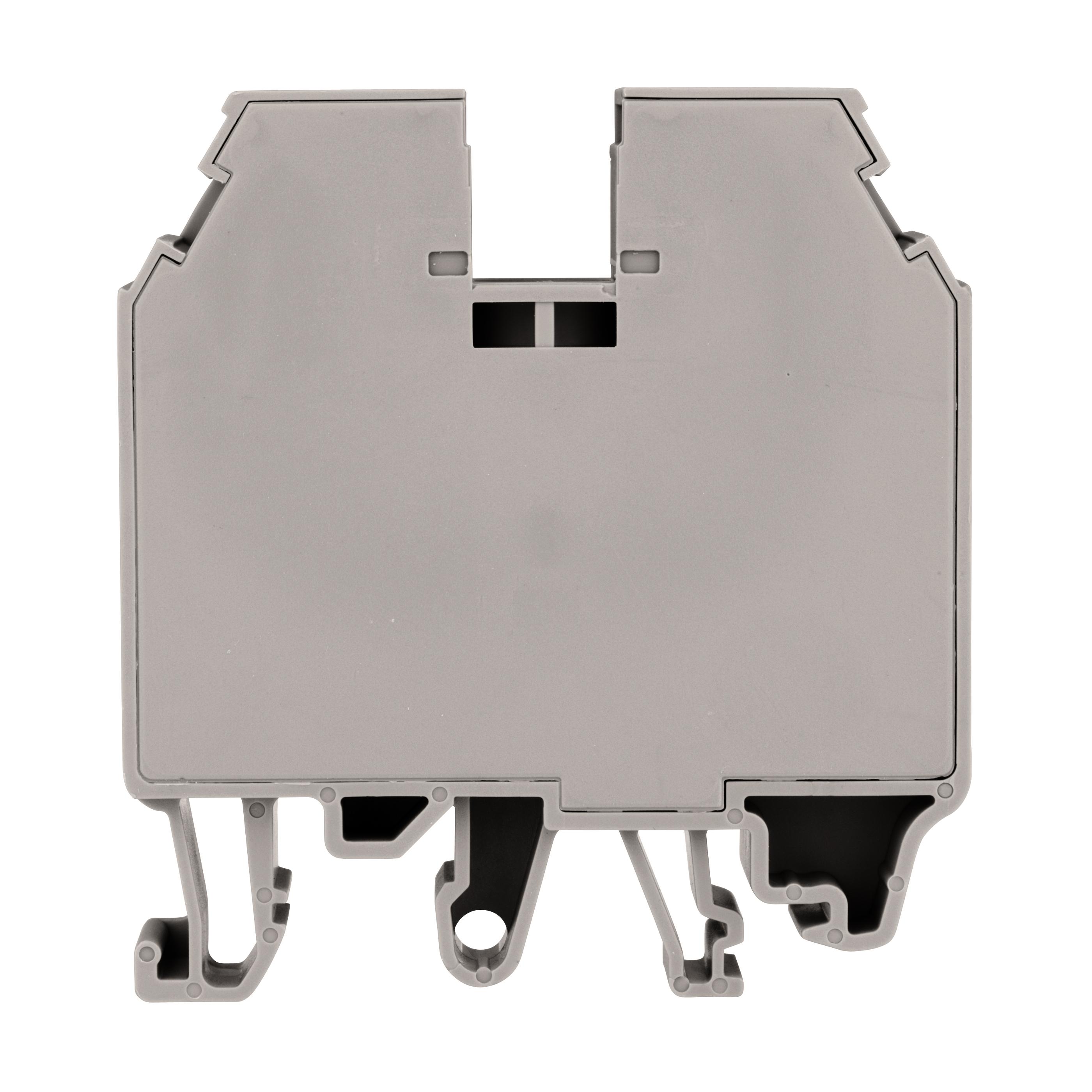 1 Stk Reihenklemme 35mm², Type AVK 35 RD, grau IK600035-A