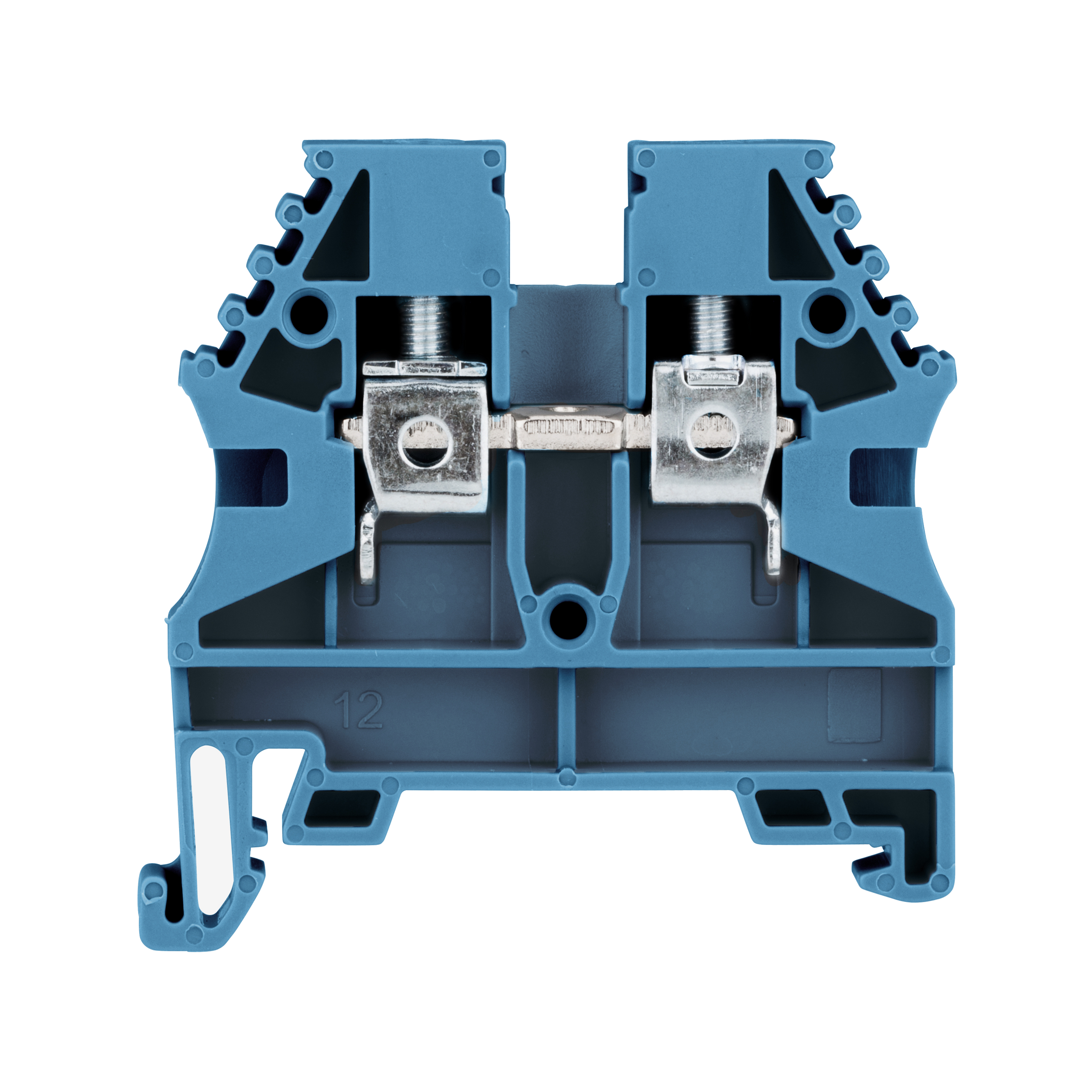 1 Stk Reihenklemme 4mm² AVK 4, blau IK601004--