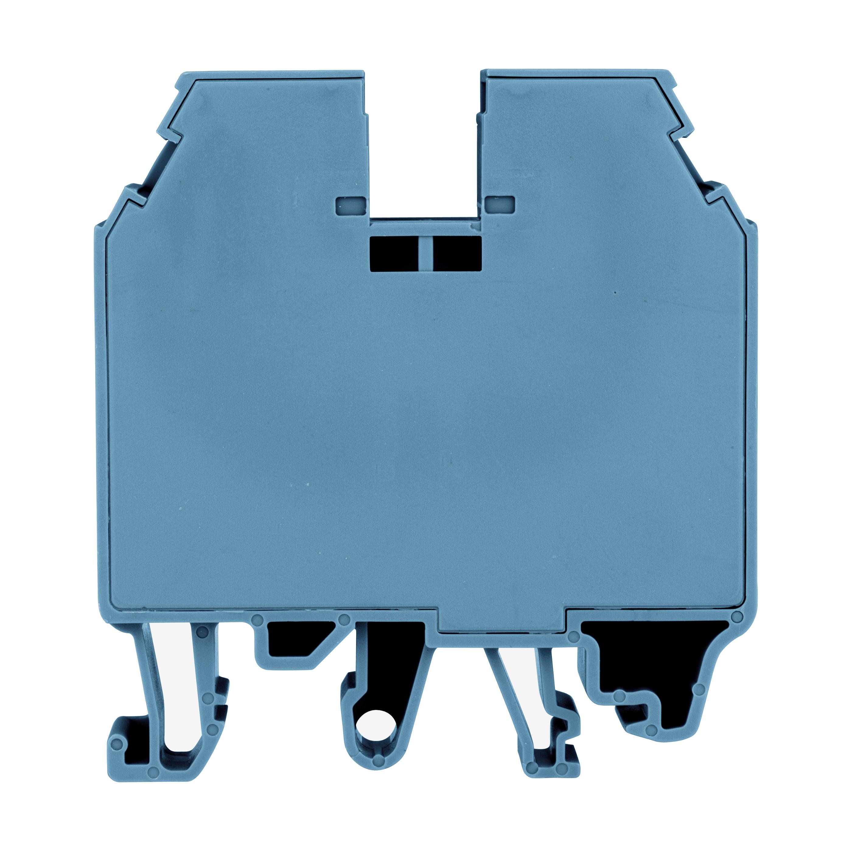 1 Stk Reihenklemme 35mm², Type AVK 35 RD, blau IK601035-A