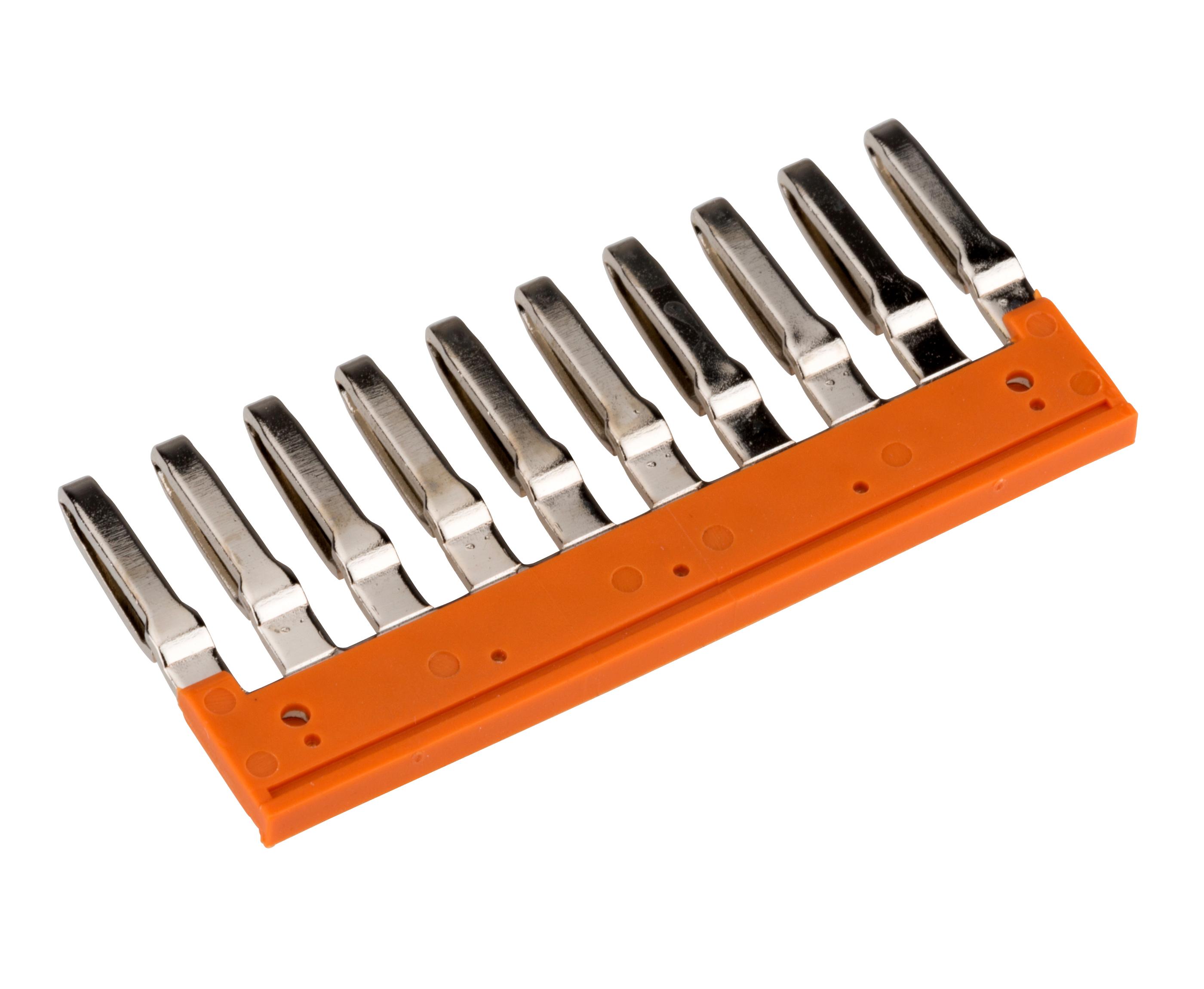 1 Stk Querverbinder 10-polig/2,5mm² für YBK 2,5 IK610529--