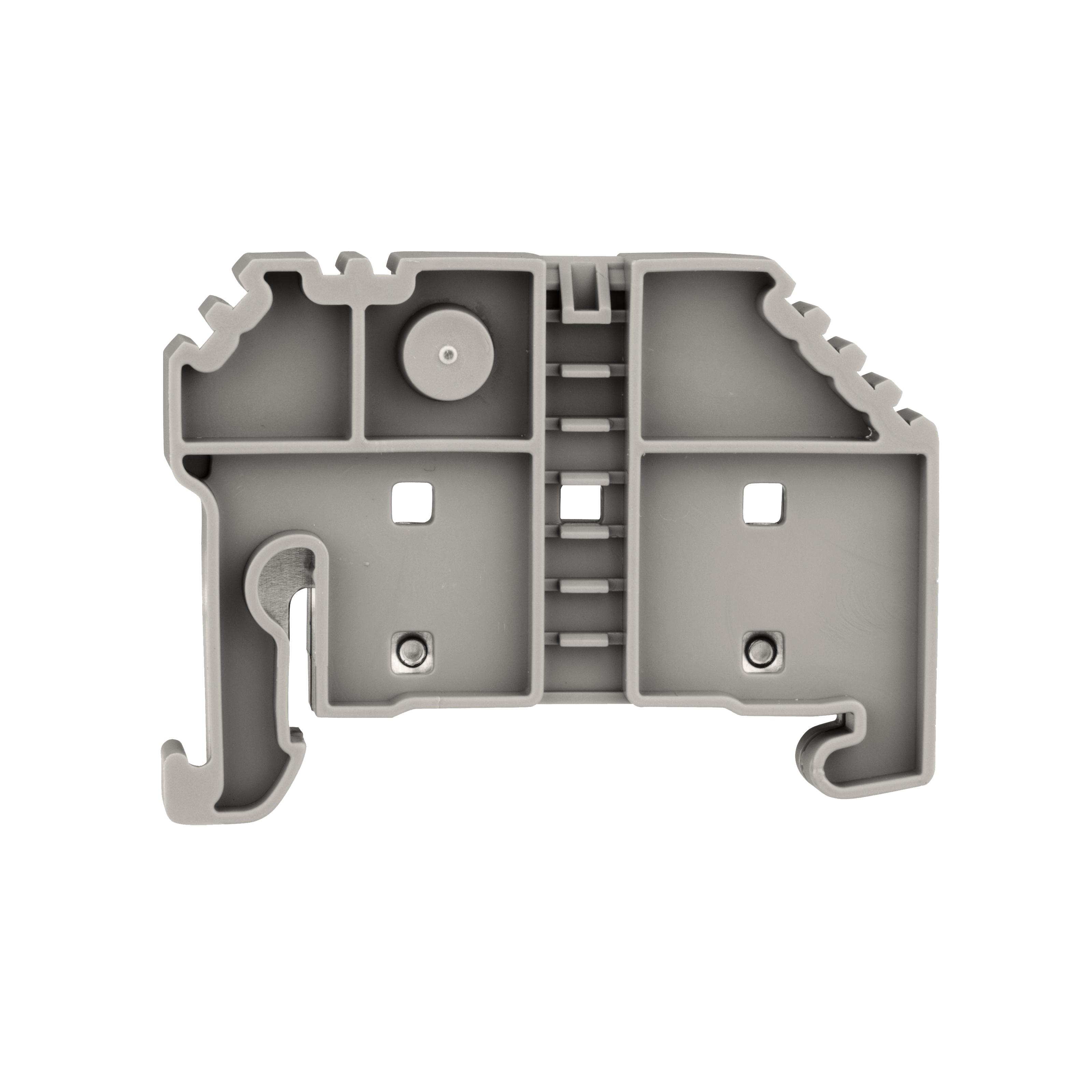 1 Stk Endhalter für DIN-Schiene, für Federkraftklemmen IK623002--