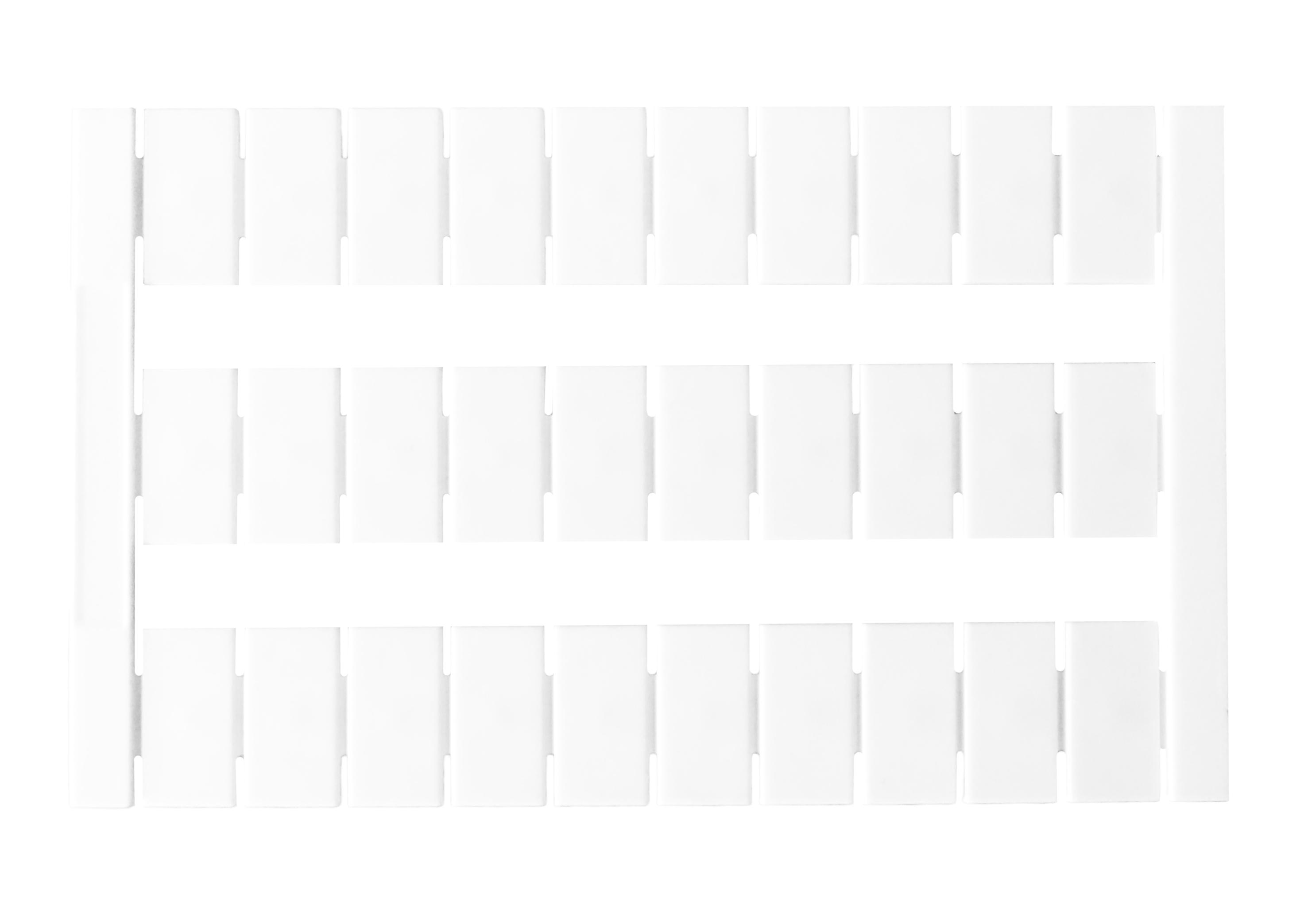 1 Stk Markierungsetikette Dekafix DY10/6,5-blank (10 Zeichen) IK697920--