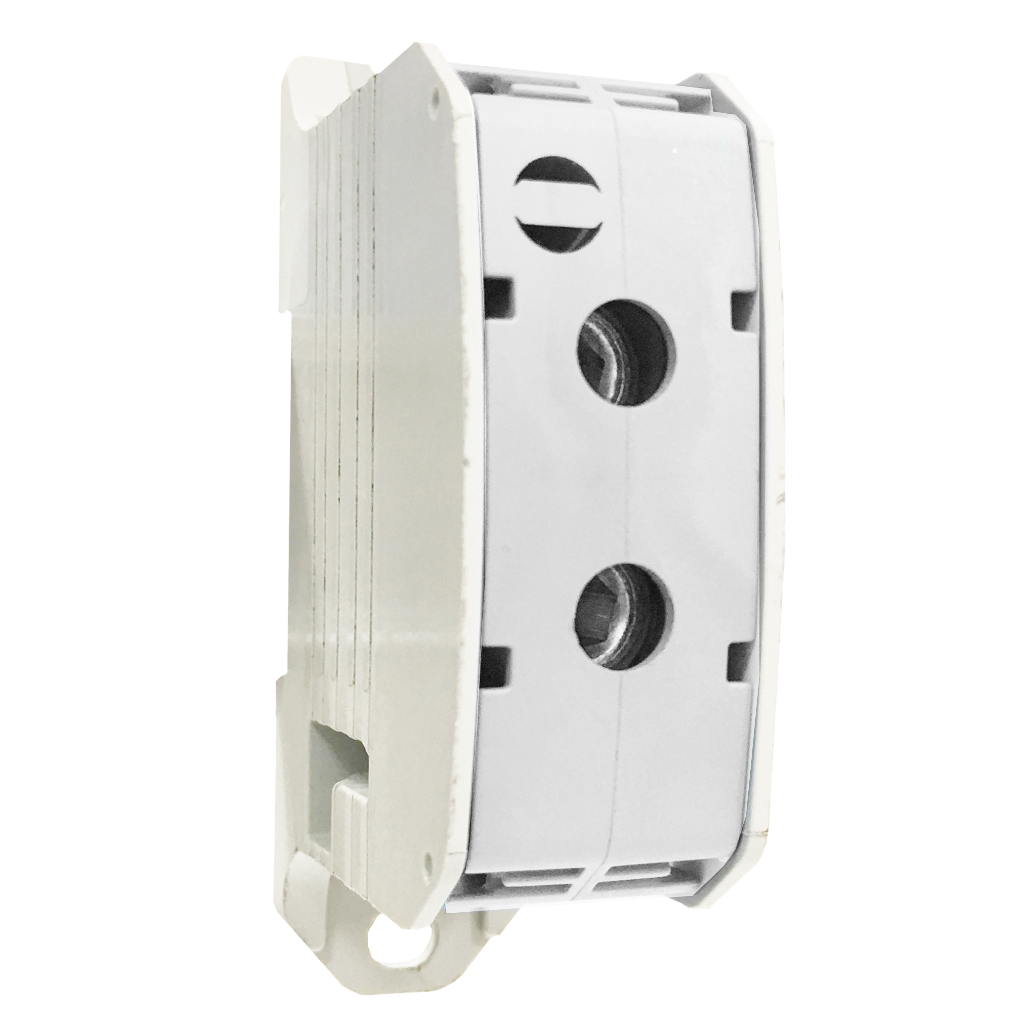1 Stk Aluminium /Kupfer Klemme, 1-polig, 50mm² grau IKA21310--