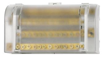 1 Stk Anschlussblock, 4-polig, 160A, zu 1x50mm², ab 3x35+8x16mm² IKB04050--