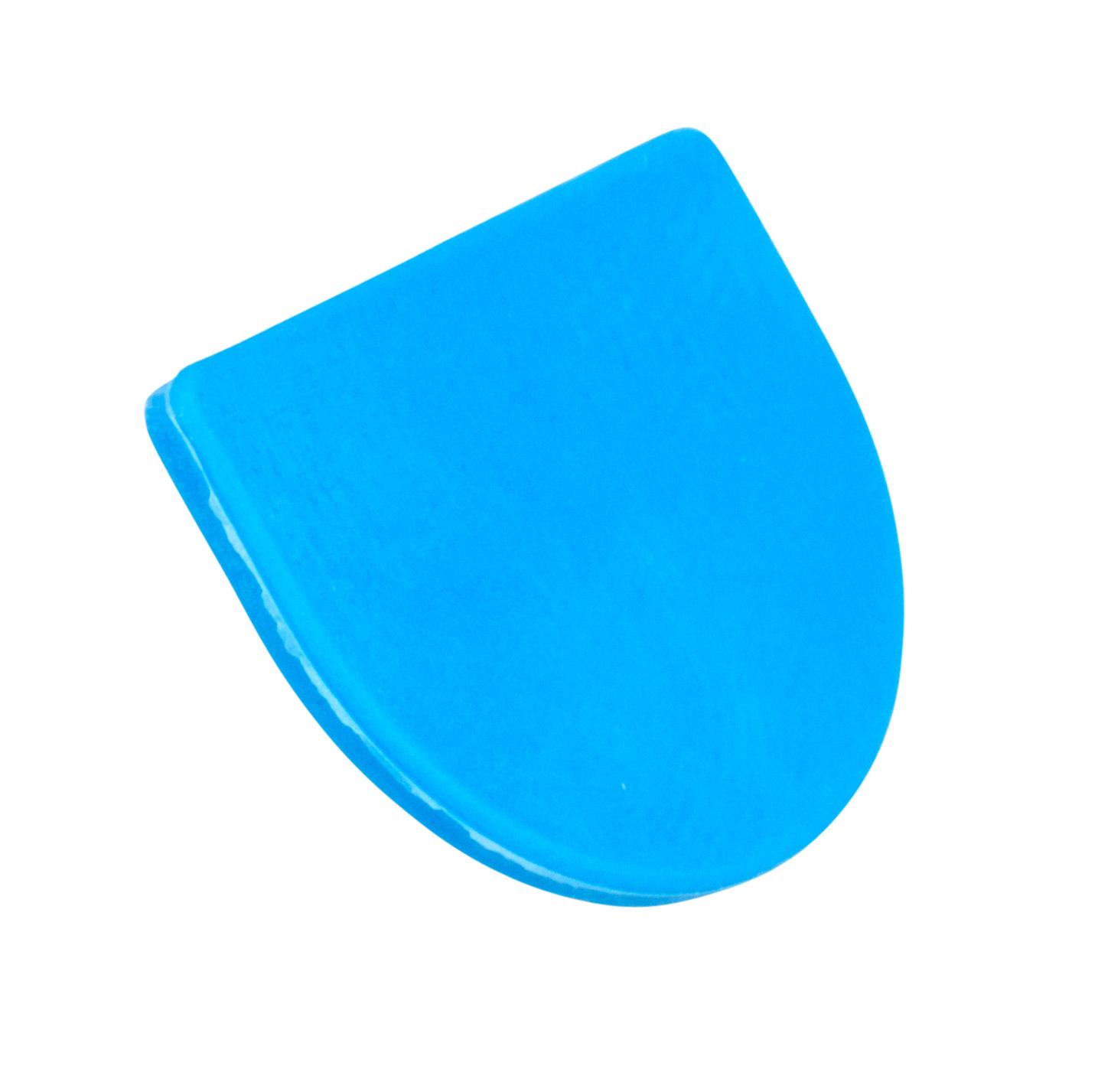 1 Stk Markierungsplatte blau für ALU- Anschlussblock IKB01….. IKBB0101--