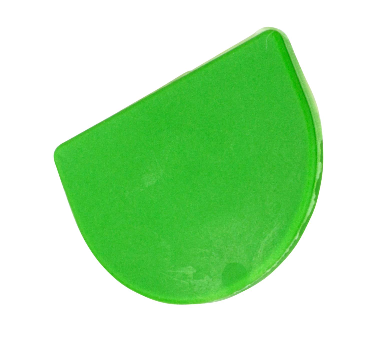 1 Stk Markierungsplatte grün für ALU- Anschlussblock IKB01….. IKBG0103--