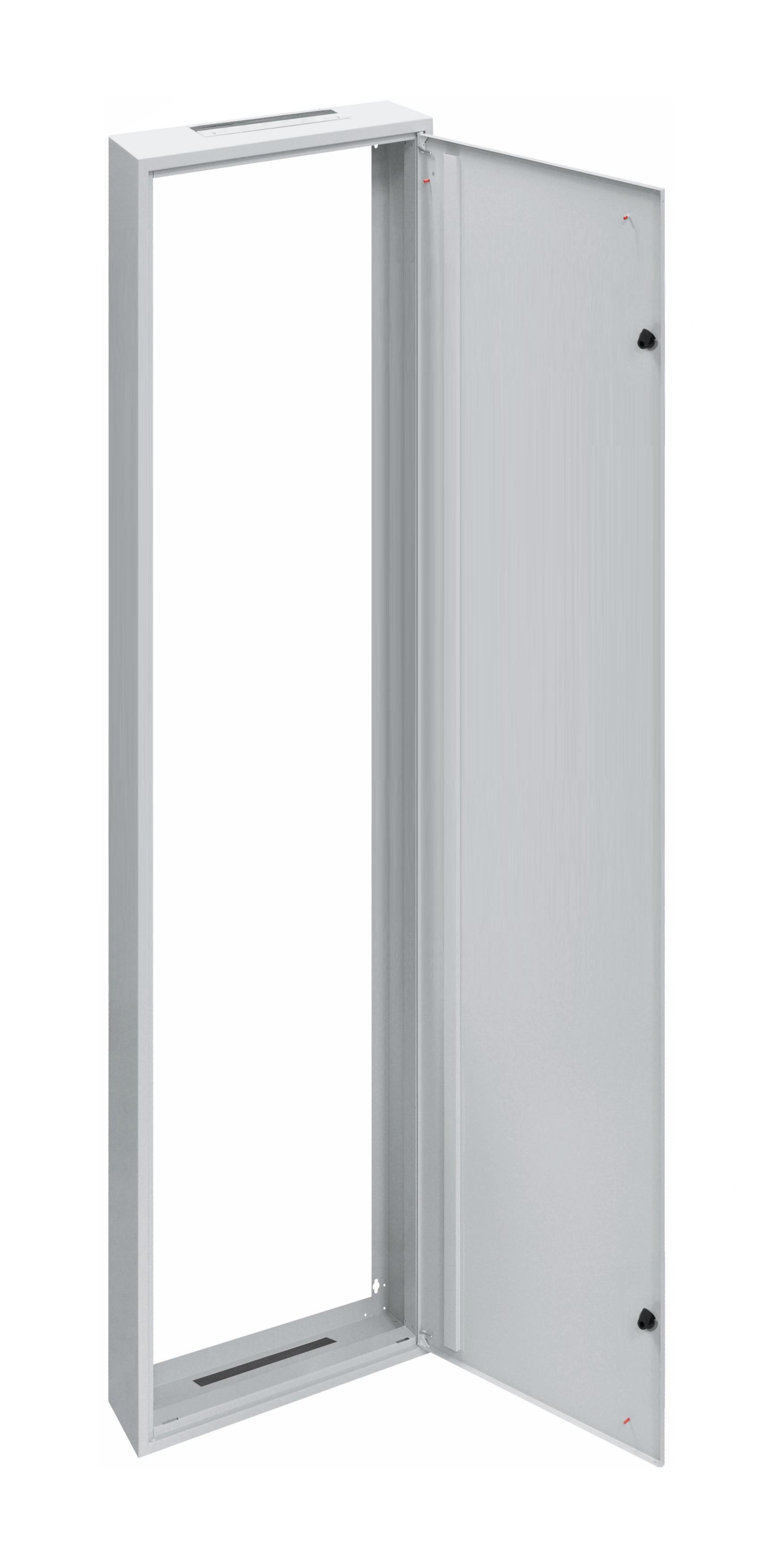 1 Stk Aufputz-Rahmen mit Türe 2A-45, H2160B590T250mm