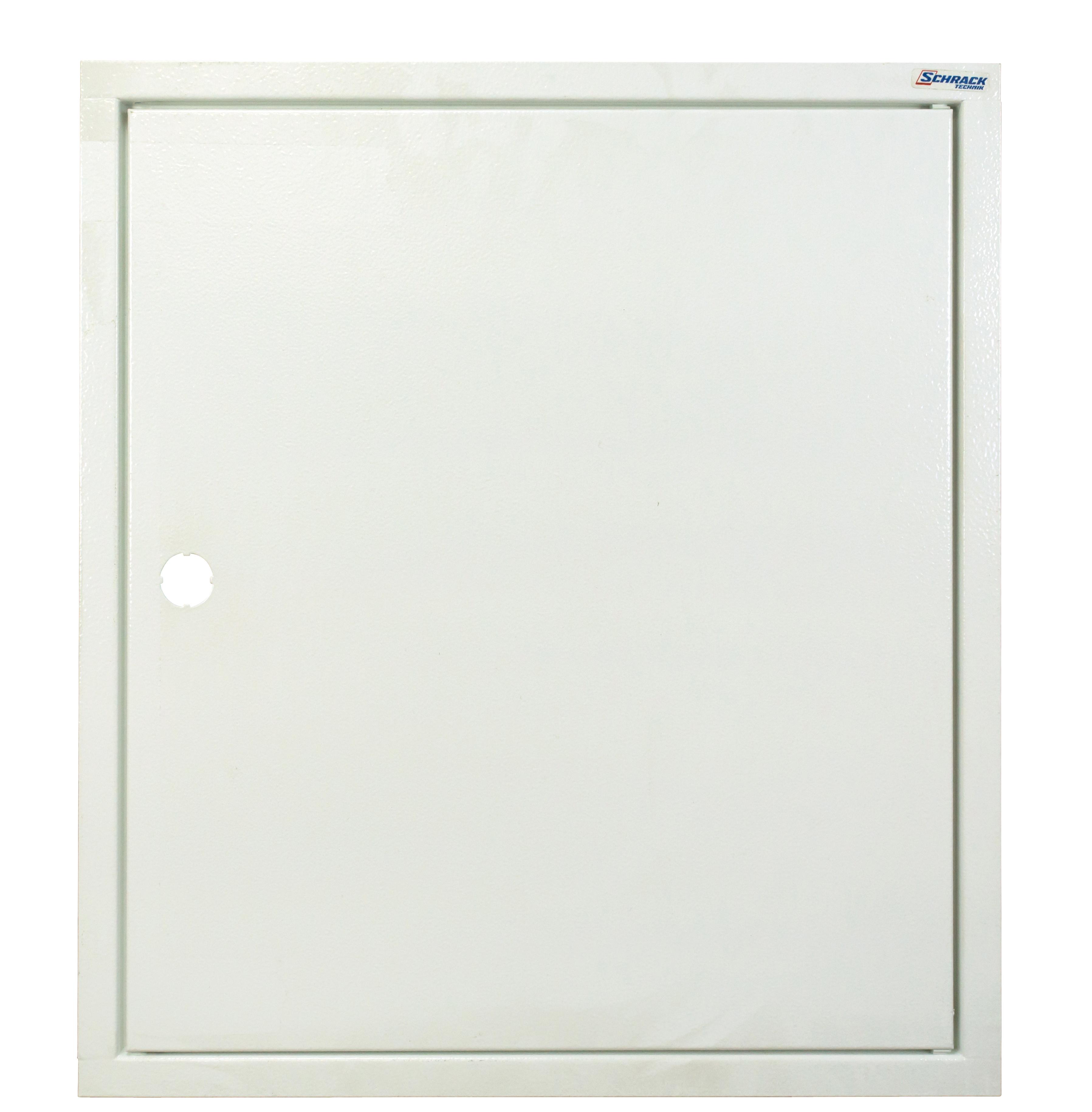 1 Stk Unterputz-Rahmen mit Türe 2U-12 flach, H640B590T100mm IL012212-F