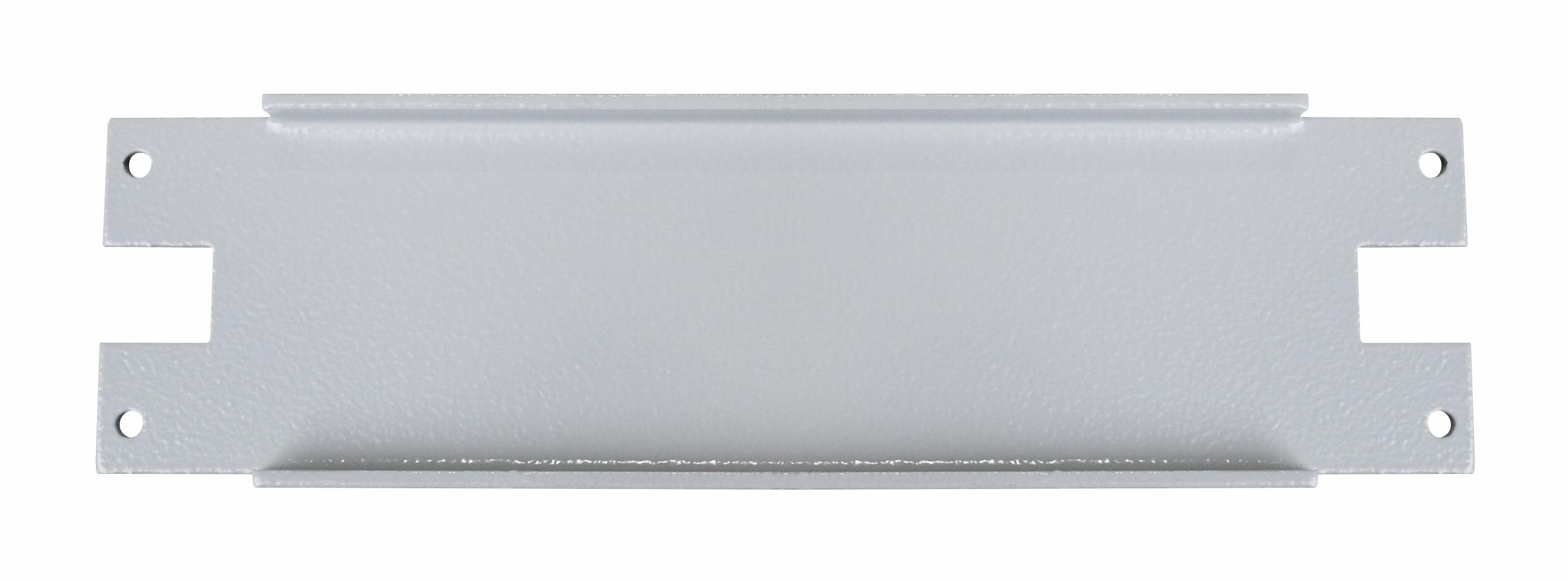 1 Stk Montageplatte 1ZP, 240x70x13mm IL080109-G