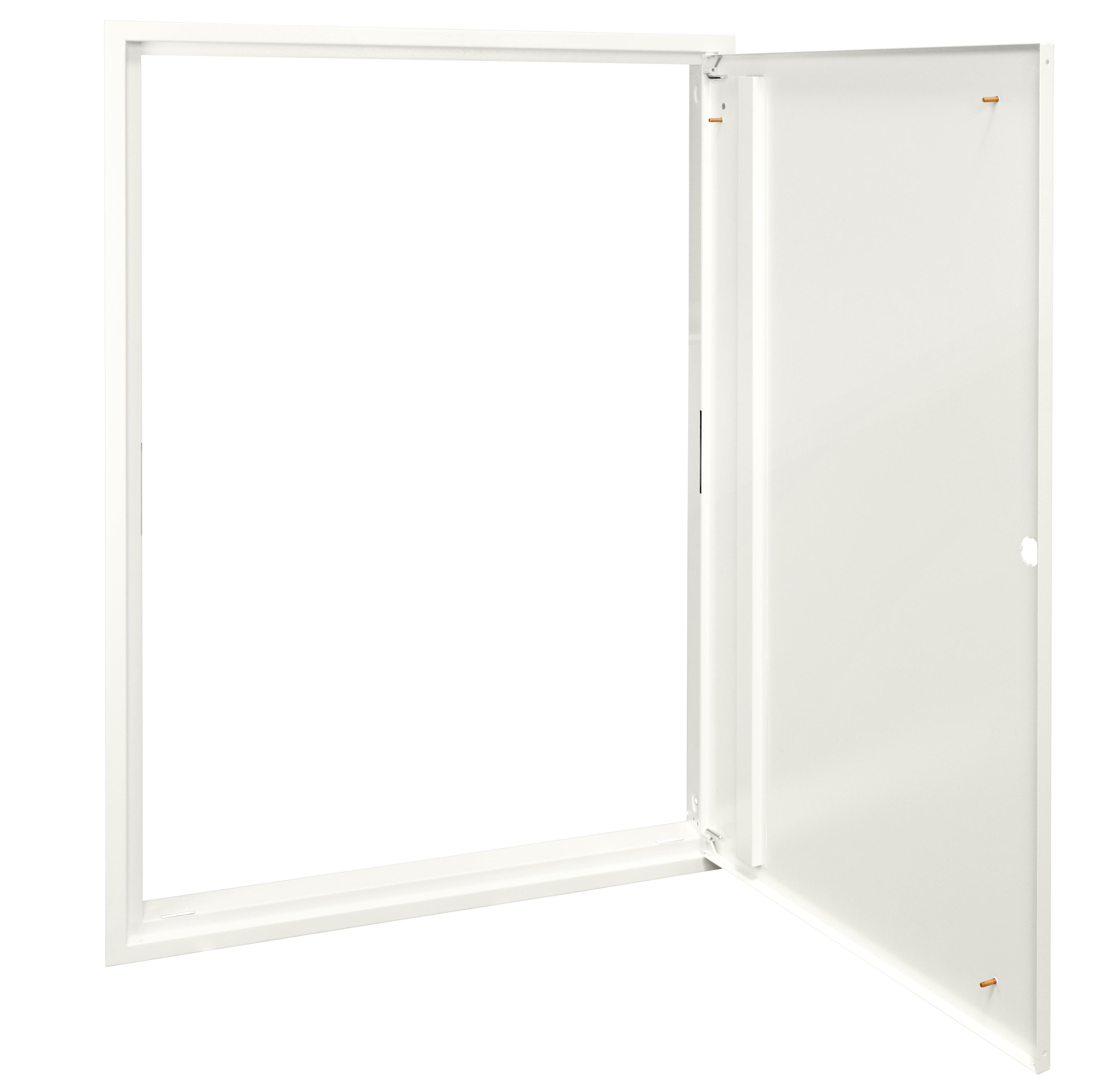 1 Stk Unterputz-Rahmen mit Türe S3 1U-07 IL308107-F
