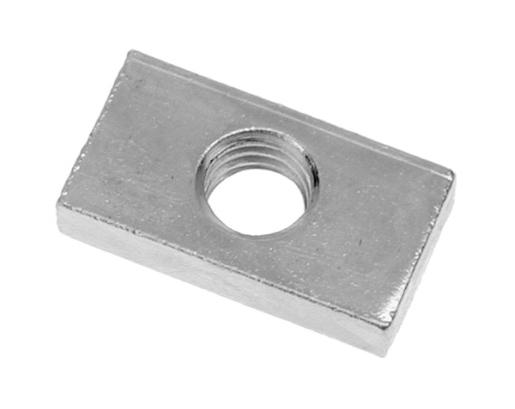 1 VE Gleitmutter M4, VE=100 Stk. IL900229-F