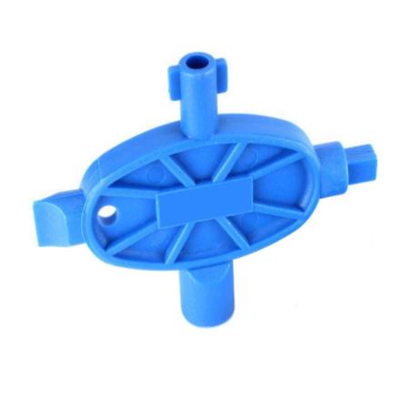 1 Stk Modul-Universalschlüssel, blau, 4 Funktionen IL900382--
