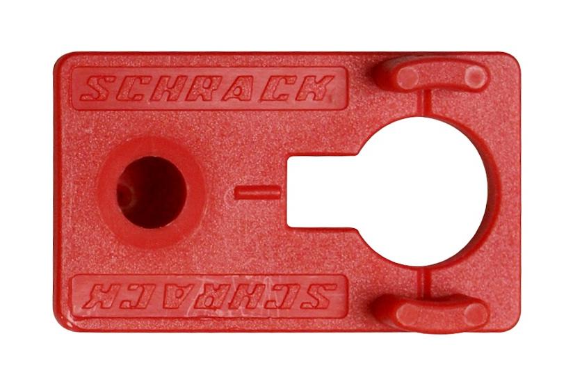 1 Stk Platte rot Celanex IL902255--