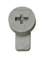 1 Stk Riegel K grau Celanex IL902260--