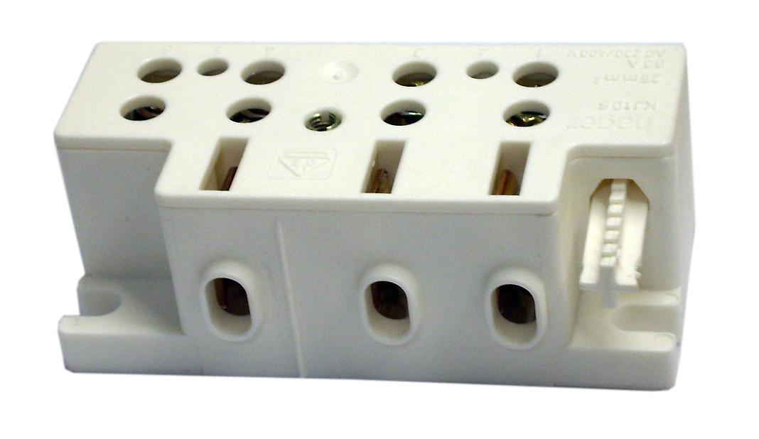 1 Stk Zähleranschlussklemme 2-polig  IL903362--