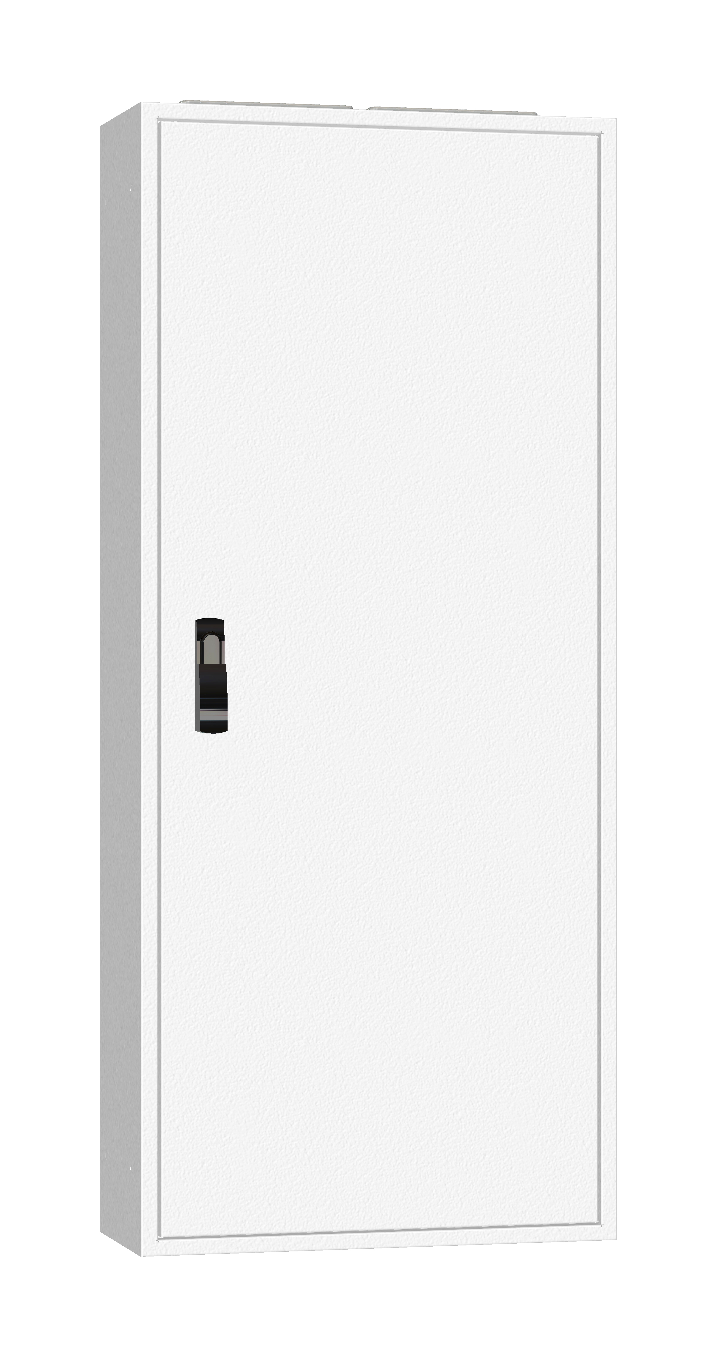 1 Stk AP-Rahmen + Tür 2A-28 T=250mm, Rückwand + Schwenkhebel, IP54 IL952228--