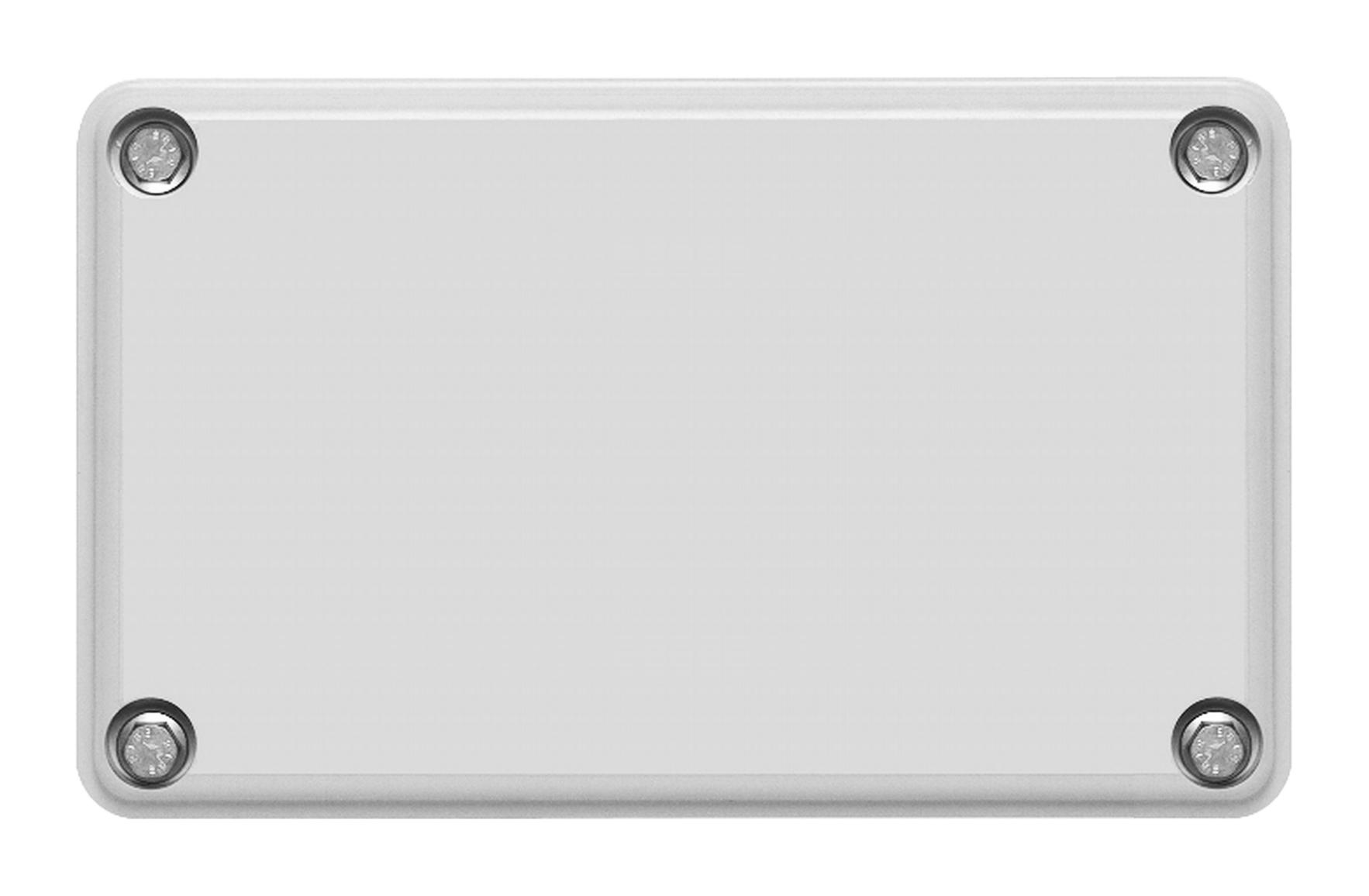 1 Stk Isolierstoff-Flansch blind IL958001--