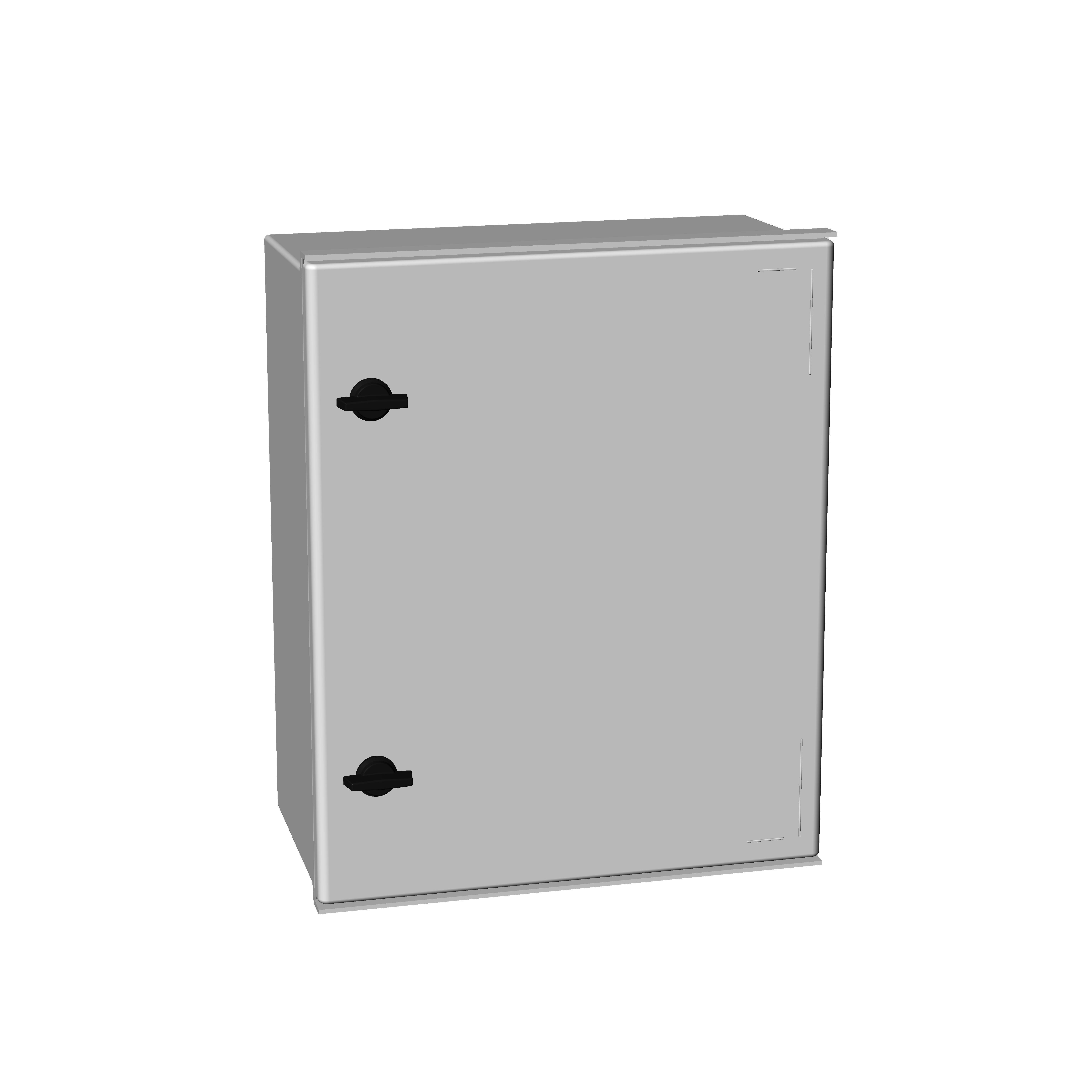 1 Stk Polyester-Wandschrank MINI 500x400x200mm IM008854--