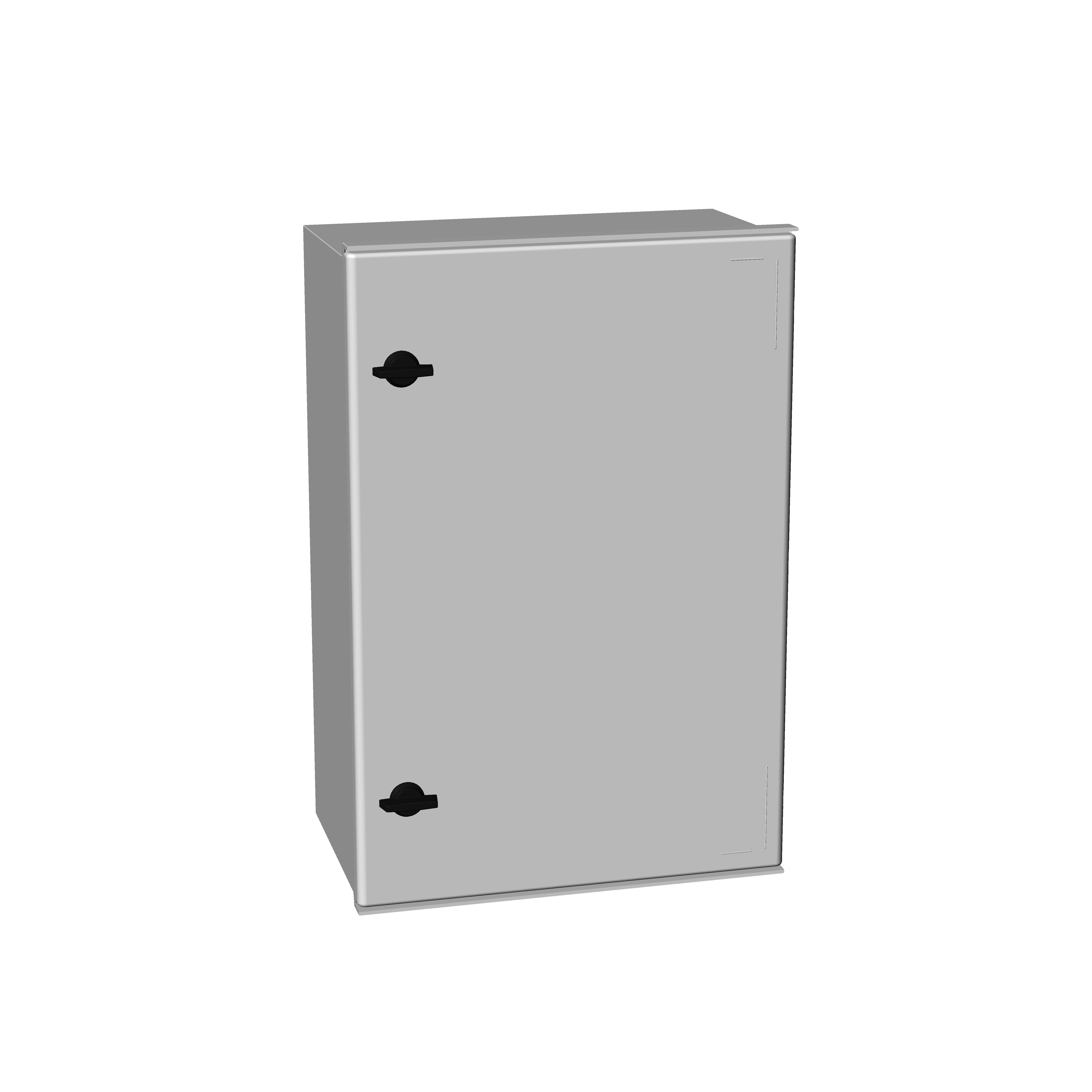1 Stk Polyester-Wandschrank MINI 600x400x230mm IM008864--