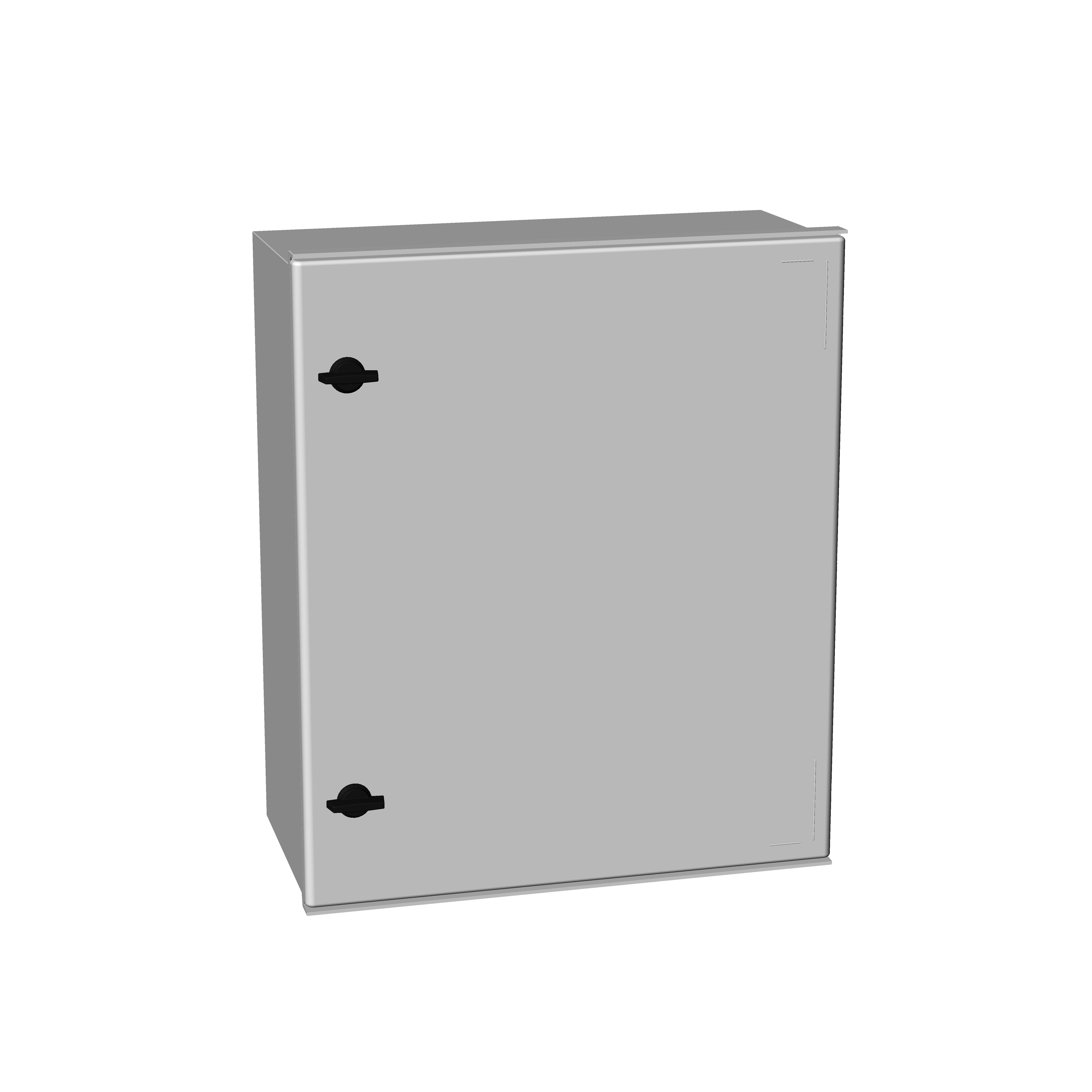 1 Stk Polyester-Wandschrank MINI 600x500x230mm IM008865--
