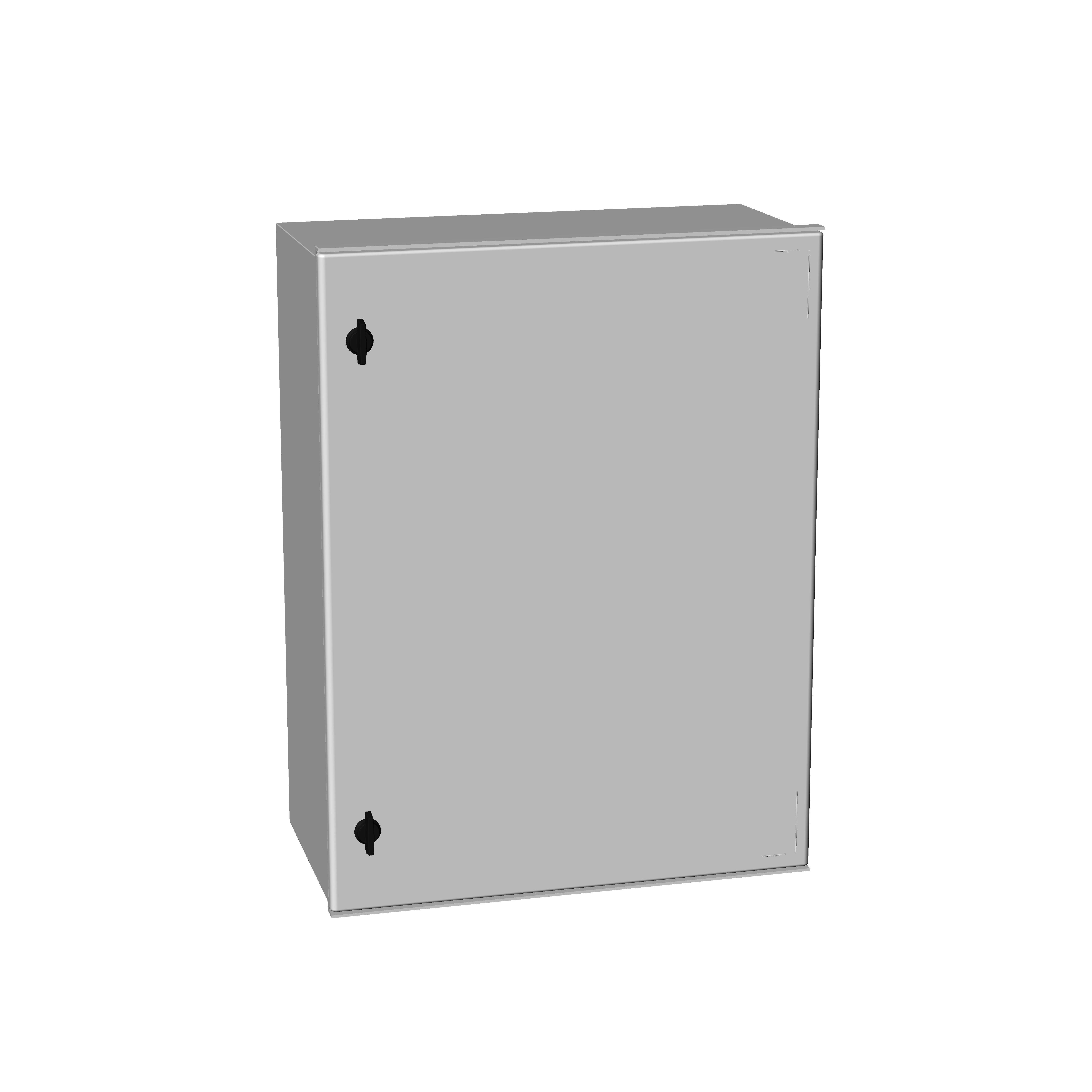 1 Stk Polyester-Wandschrank MINI 800x600x300mm IM008886--