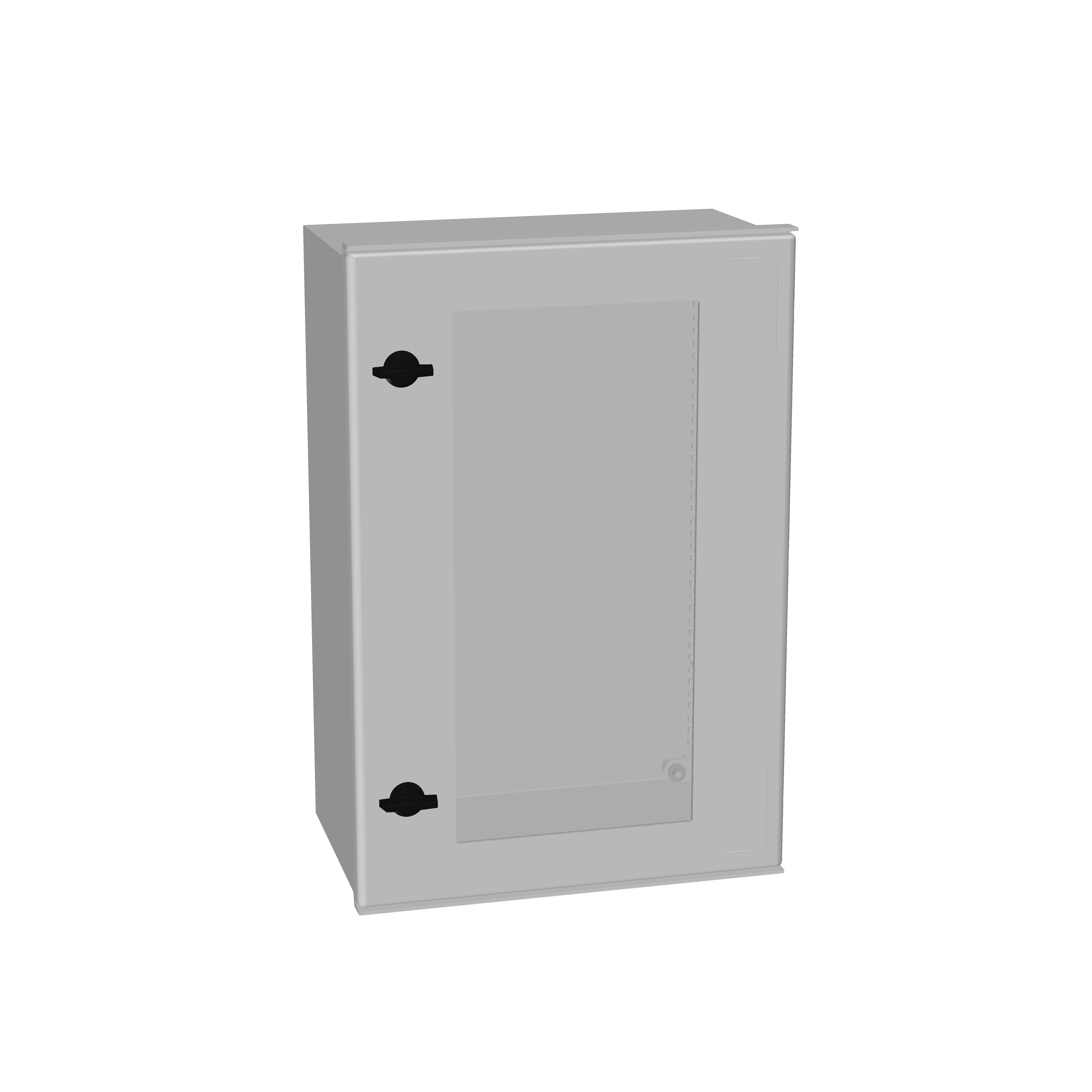 1 Stk Minipol-Wandschrank mit Sichtfenster 600x400x230mm IM008964--