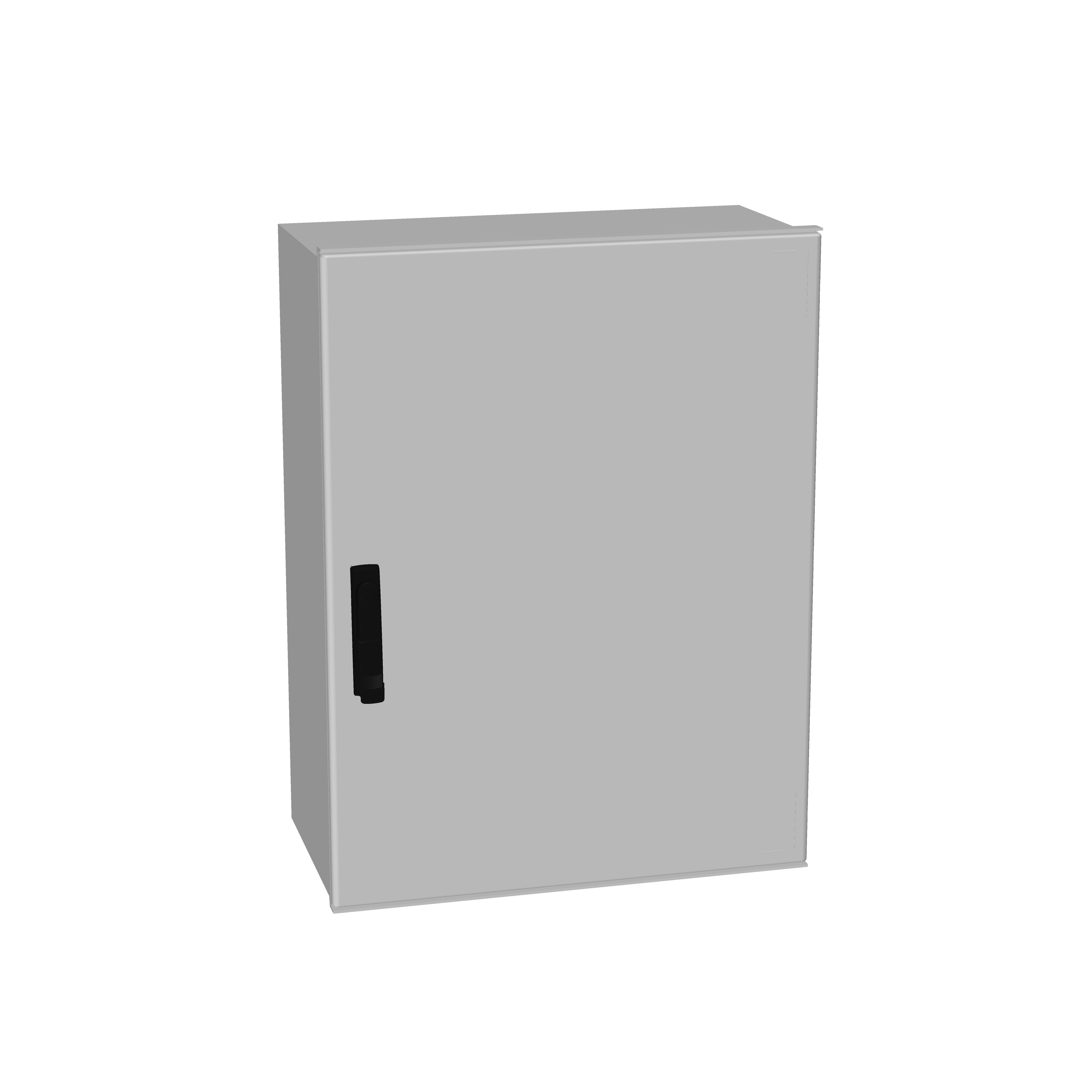 1 Stk Minipol-Wandschrank 3-Punkt Stangenverschl. 800x600x300mm IM088886--
