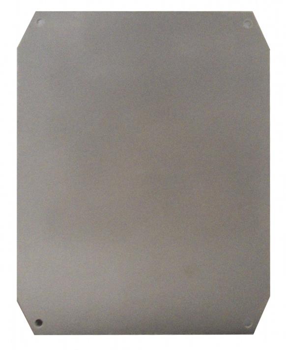 1 Stk Montageplatte Polyester für Minipol 400x300mm IMMP0043--