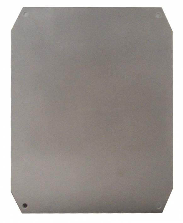 1 Stk Montageplatte Polyester für Minipol 400x400mm IMMP0044--