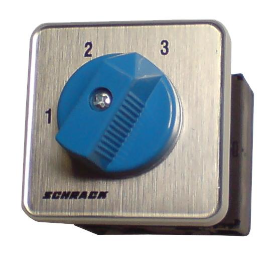 1 Stk 3-Stufen-Schalter Zentralbefestigung, 1-polig, 1-2-3 IN023901--